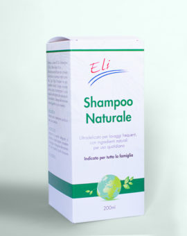 Eli Shampoo naturale